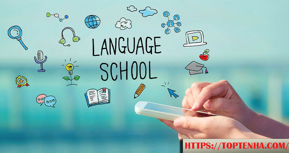 آموزشگاه زبان المپ