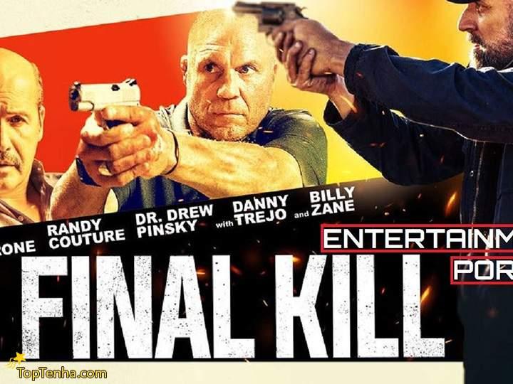 فیلم پلیسی آخرین قتل