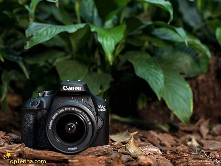 دوربین عکاسی کانن 4000d