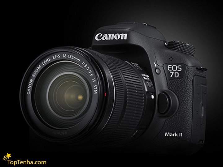 دوربین عکاسی کانن مدل EOS 7D Mark II
