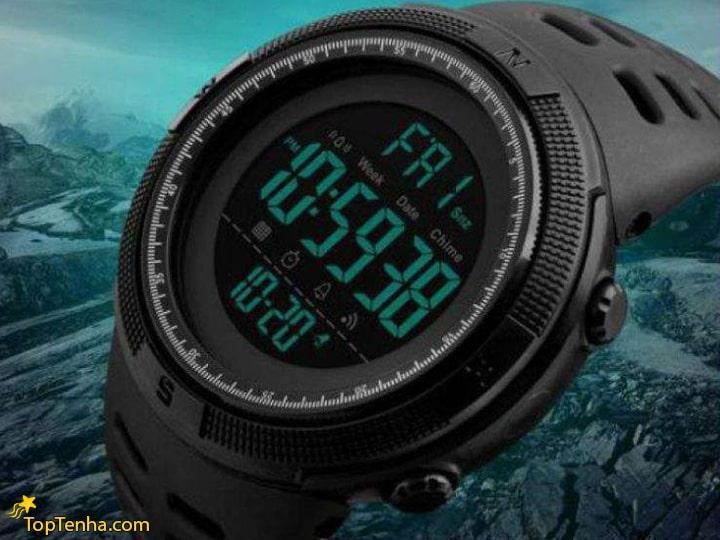ساعت مچی دیجیتالی مردانه اسکمی مدل 1251