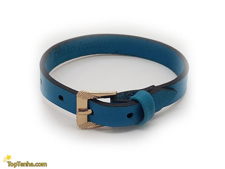 دستبند دخترانه چرم