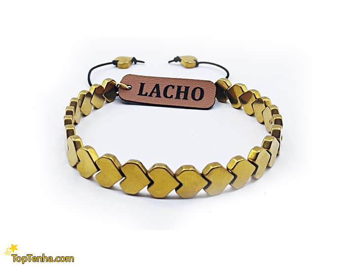 دستبند دخترانه لاچو
